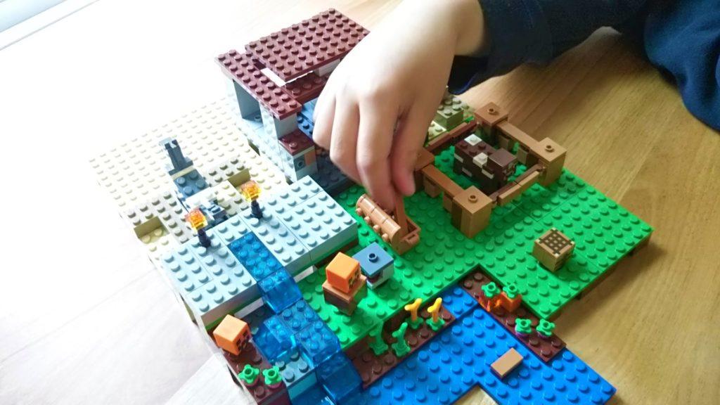 レゴ マインクラフト クラフトボックス